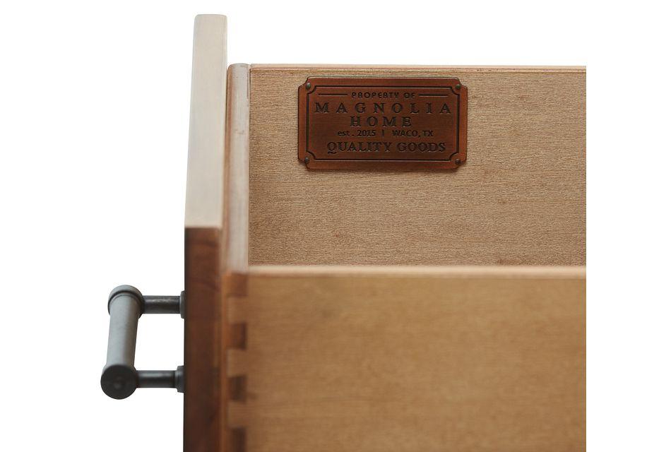 Scaffold Light Tone  Dresser