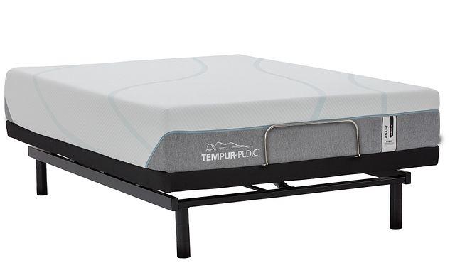 Tempur-adapt® Medium Hybrid Ease Adjustable Mattress Set (1)