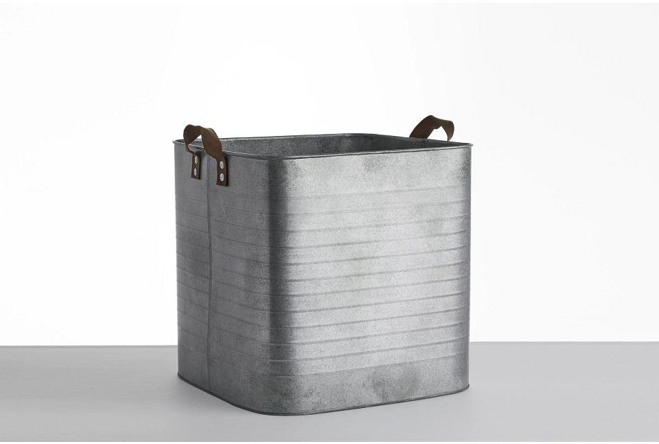 Victoria Metal Large Pot