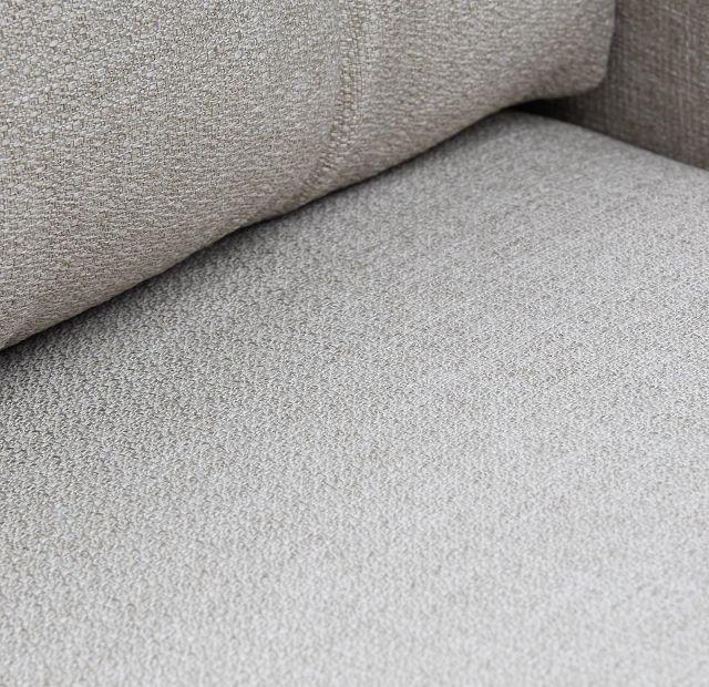 Jensen Light Gray Fabric Chair (2)