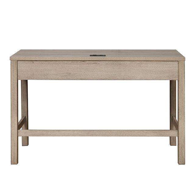 Rivercreek Gray Wood Desk (3)