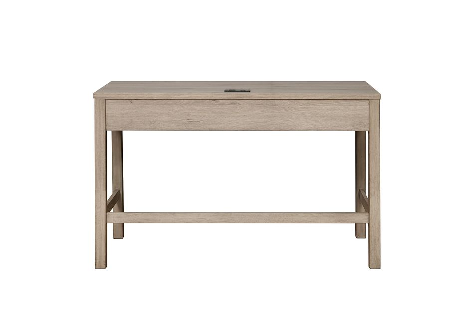 Rivercreek Gray Wood Desk