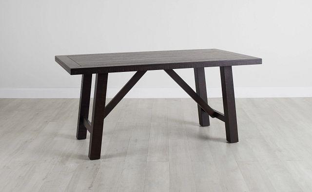 Cash Gray Rectangular Table (0)