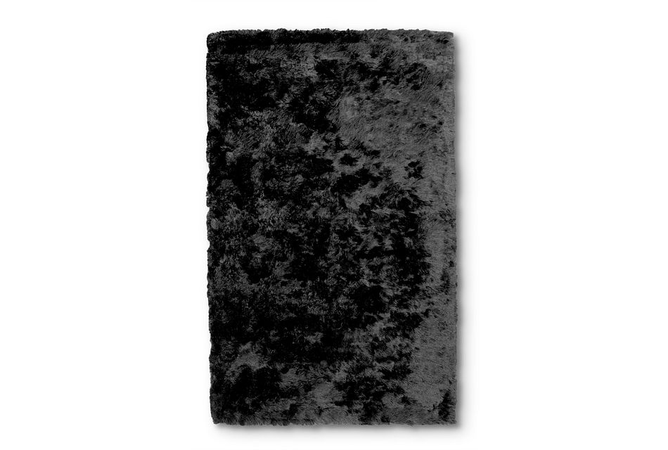 Allure Black 8x11 Area Rug