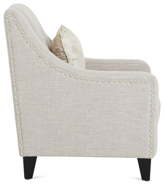 Hutton3 Light Taupe Linen Chair (1)