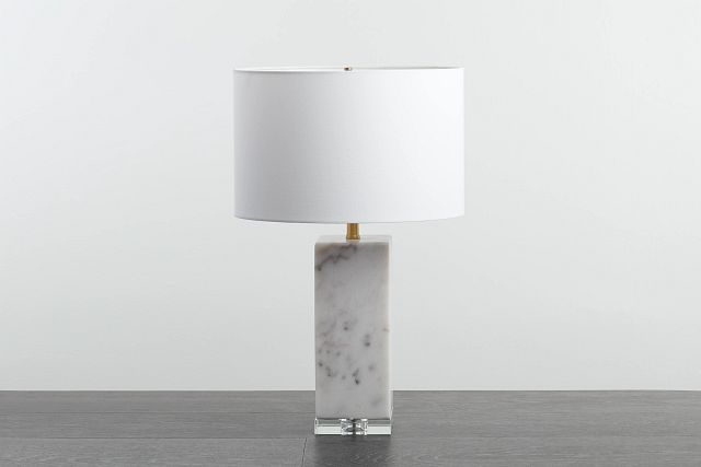 Simply White Table Lamp (0)