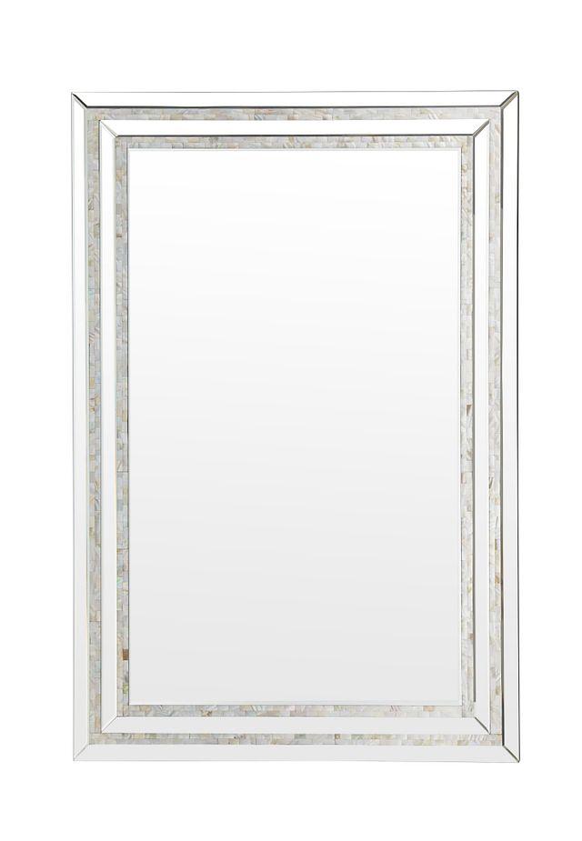 Kaylah Silver Mirror (0)