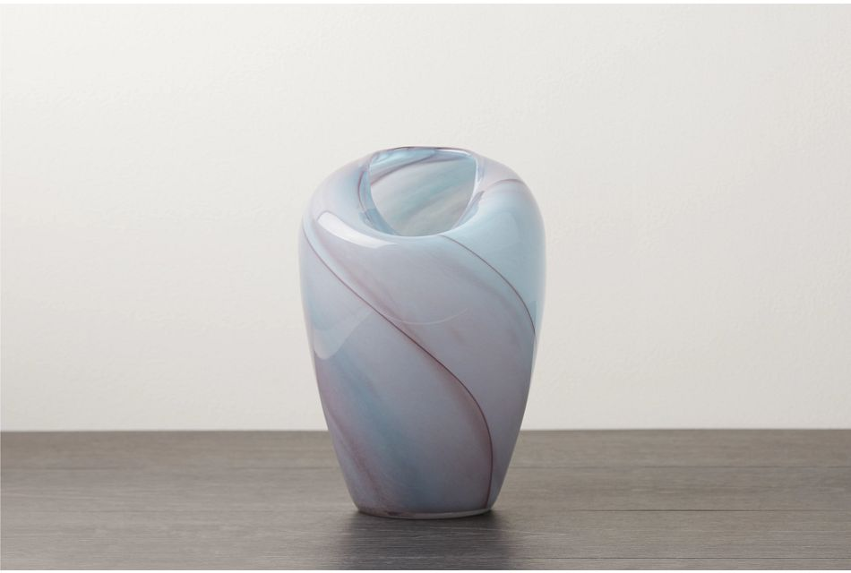 Violet Purple Vase