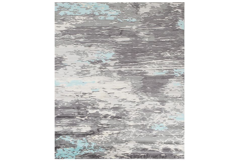 Jayde Green 8x10 Area Rug