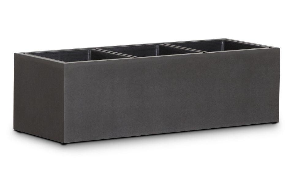 Cindy Small Rect Planter
