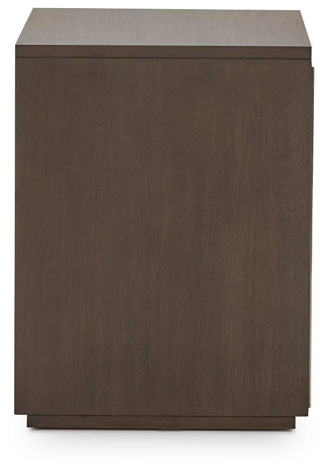 Highline Dark Tone Door Cabinet (3)
