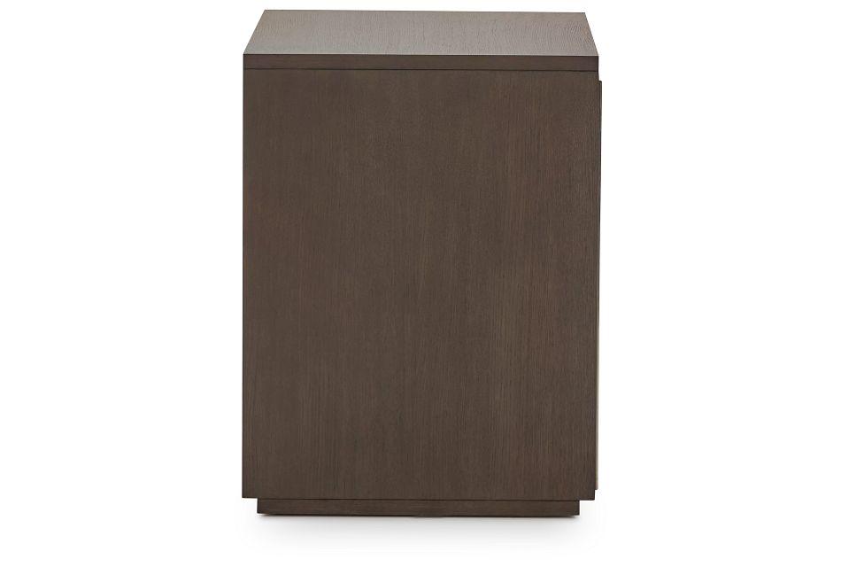 Highline Dark Tone Door Cabinet