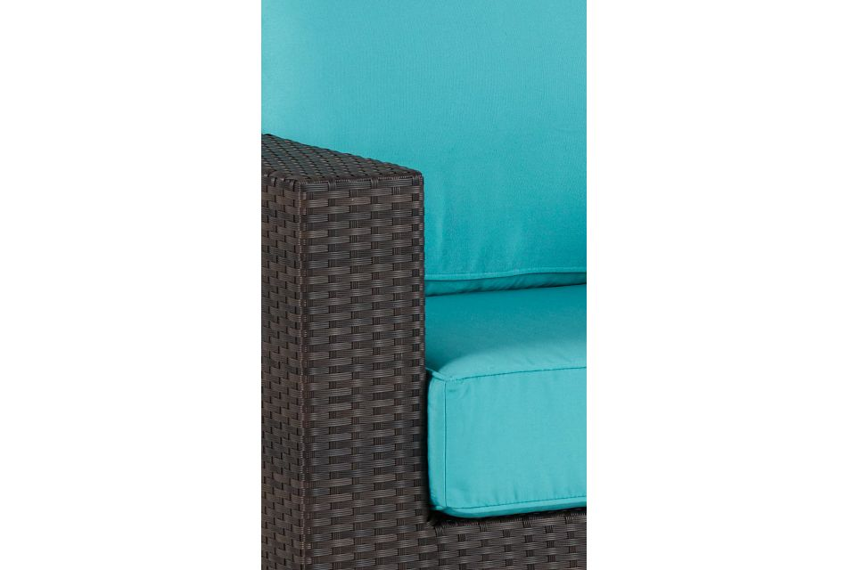 Fina Dark Teal Chair