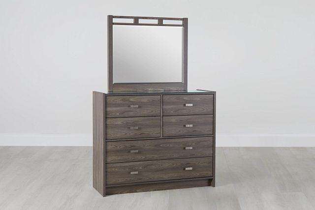 Sutton Light Tone Dresser & Mirror (0)