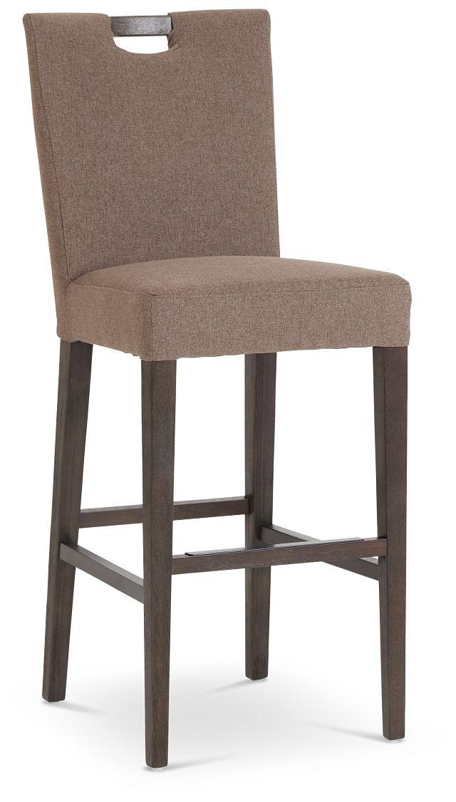"Stout Brown 30"" Upholstered Barstool (1)"