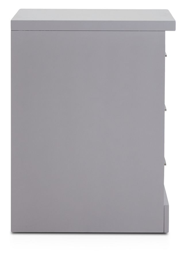 Newport Gray Drawer Cabinet (3)