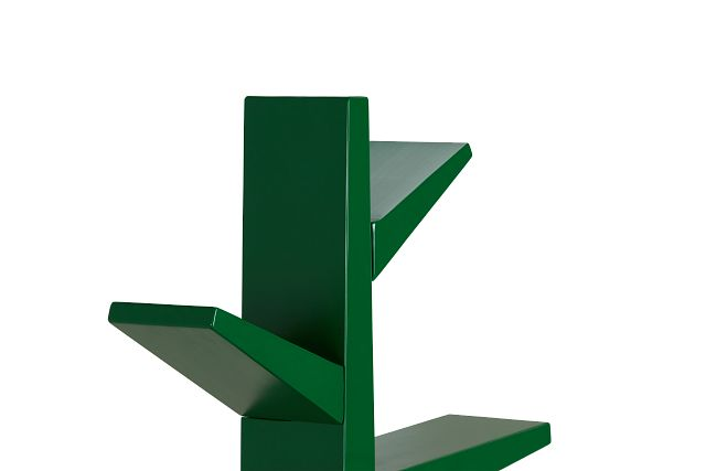 Tree Green Storage Bookcase