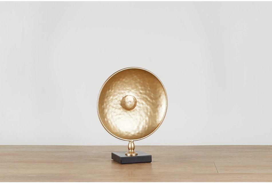 Ardon Gold Large Sculpture