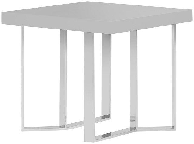 Axel Gray End Table (0)