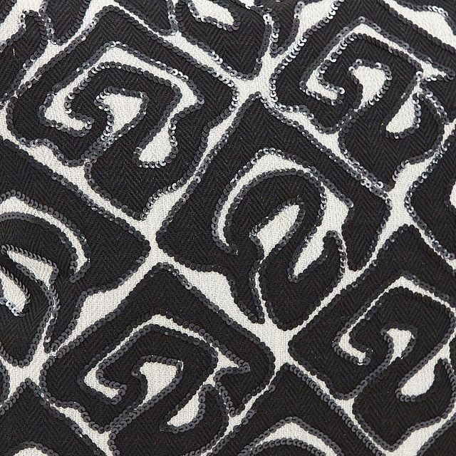 Ellwood Multicolored Square Accent Pillow (1)