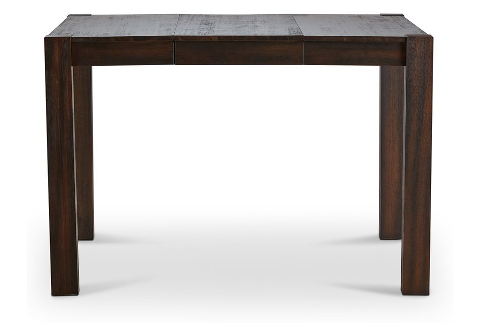 Holden Dark Tone Square High Dining Table,  (1)