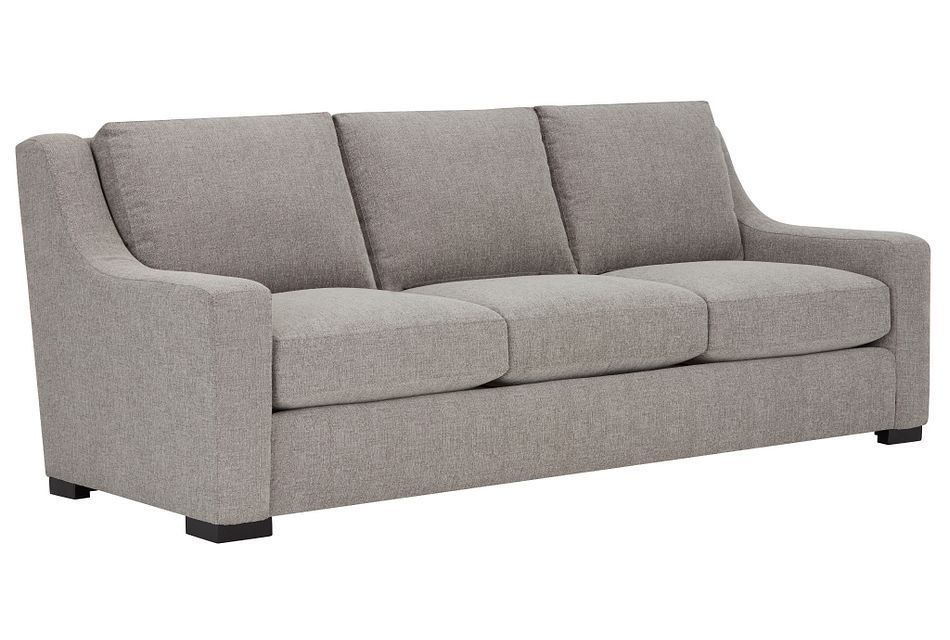 Germaine Gray Fabric Sofa