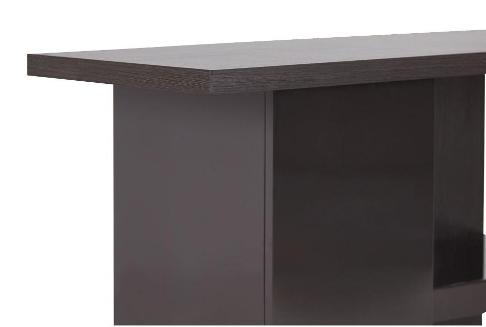 Caelan Dark Tone Sofa Table