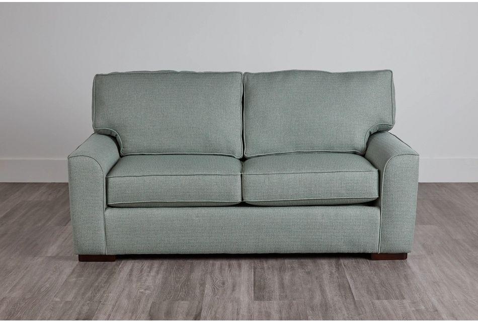 Austin Green Fabric Innerspring Sleeper, Full (0)