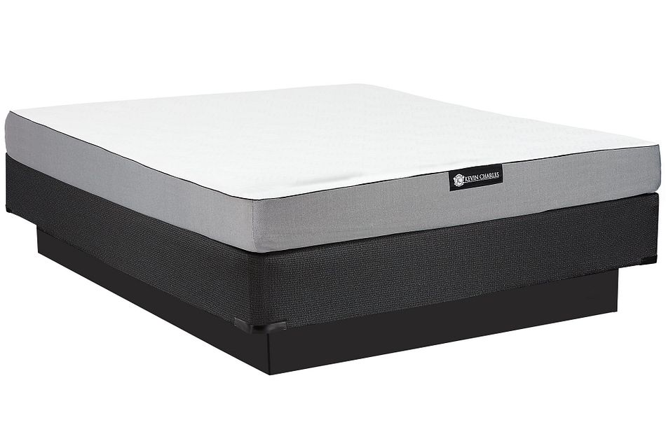 Kevin Charles Slumber Firm Memoryfoam Mattress Set