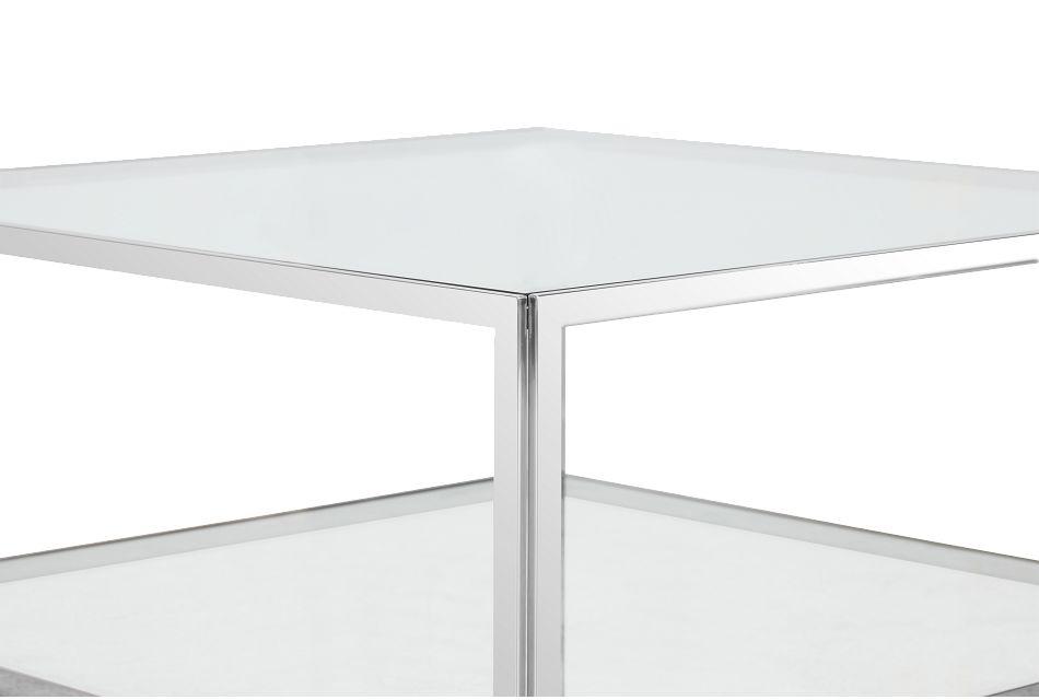 Kane Glass Coffee Table