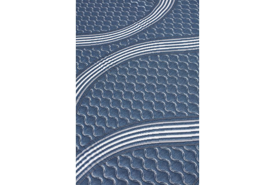 Kevin Charles Miramar Hybrid   Copper Adjustable Mattress Set, Queen