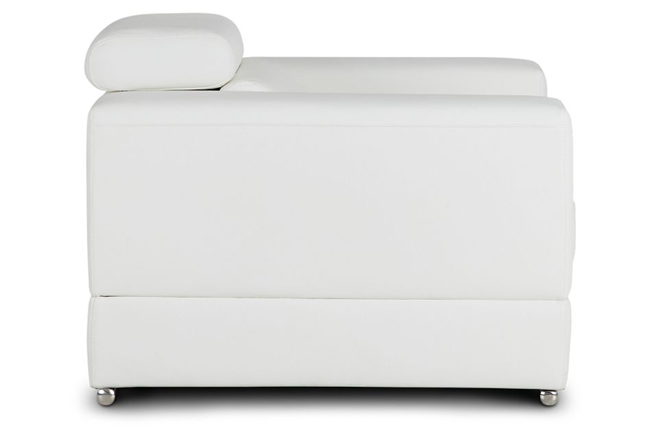 Maxwell White Micro Chair,  (2)