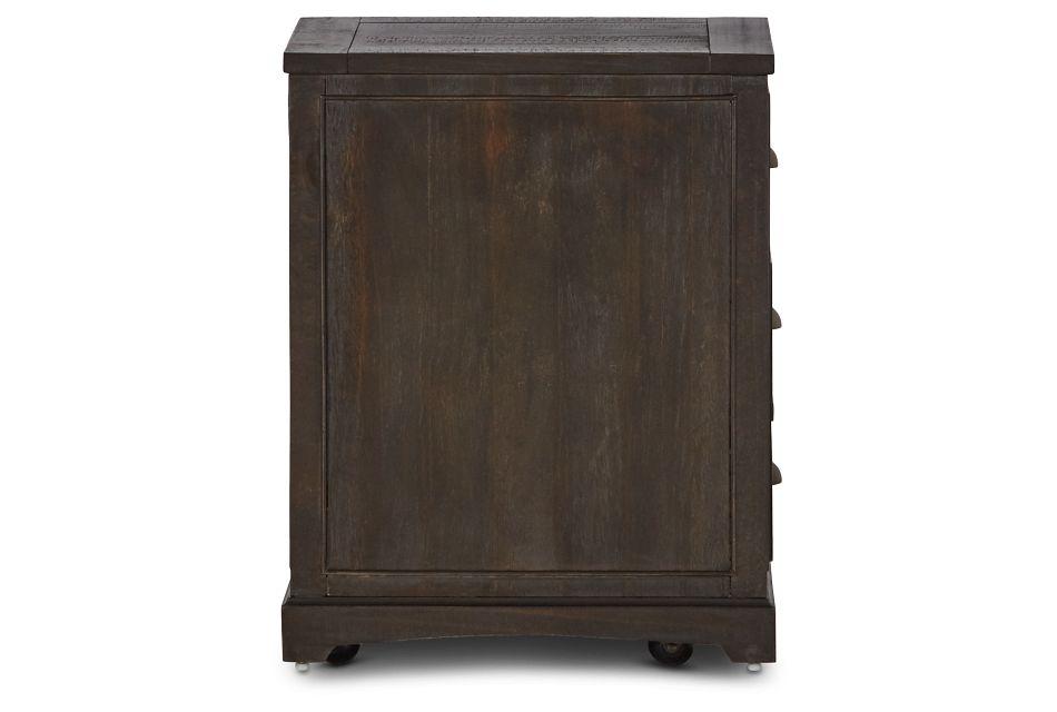 Heron Cove Dark Tone File Cabinet