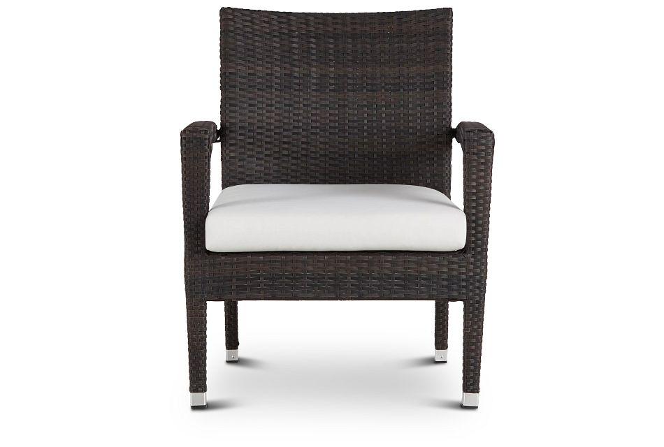 Zen White Chair