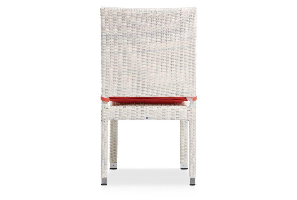 Bahia Orange  Side Chair