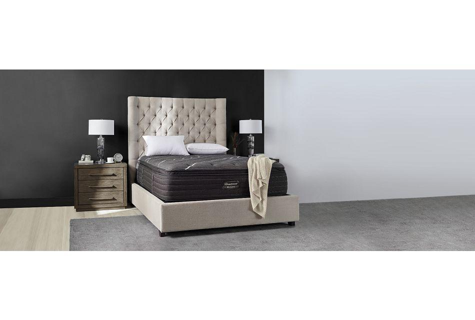 """Beautyrest Black C-class Plush Pillowtop 16"""" Pillow Top Mattress"""