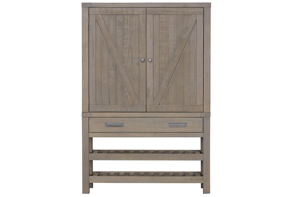 Taryn Gray Bar Cabinet