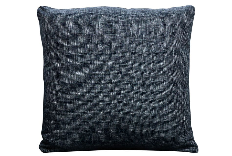Cameron Blue Fabric Accent Pillow