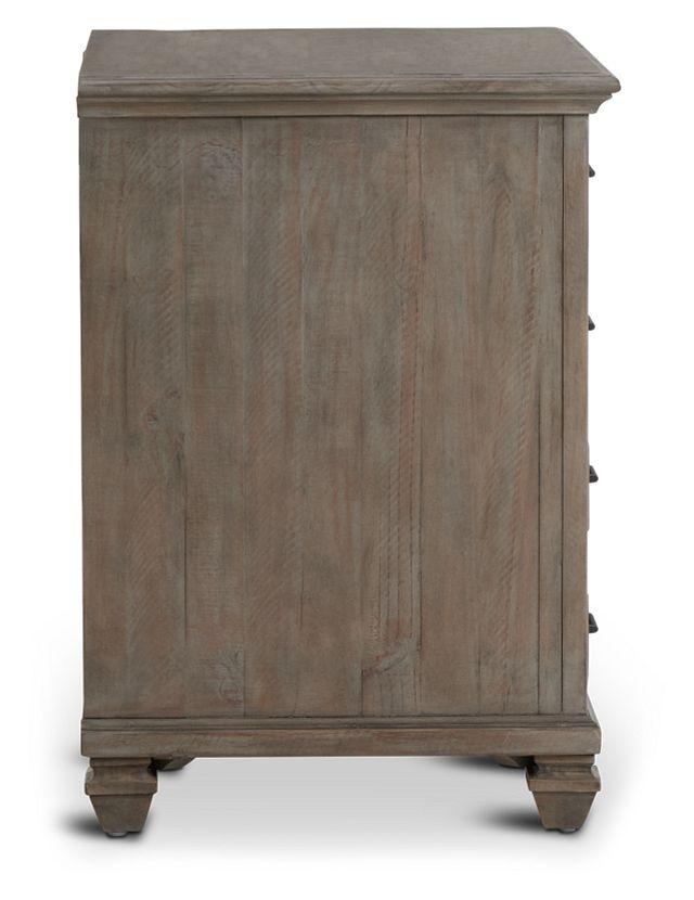 Sonoma Light Tone File Cabinet (3)