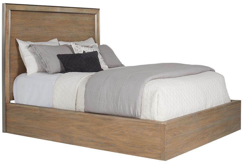 Tacoma Mid Tone Panel Bed