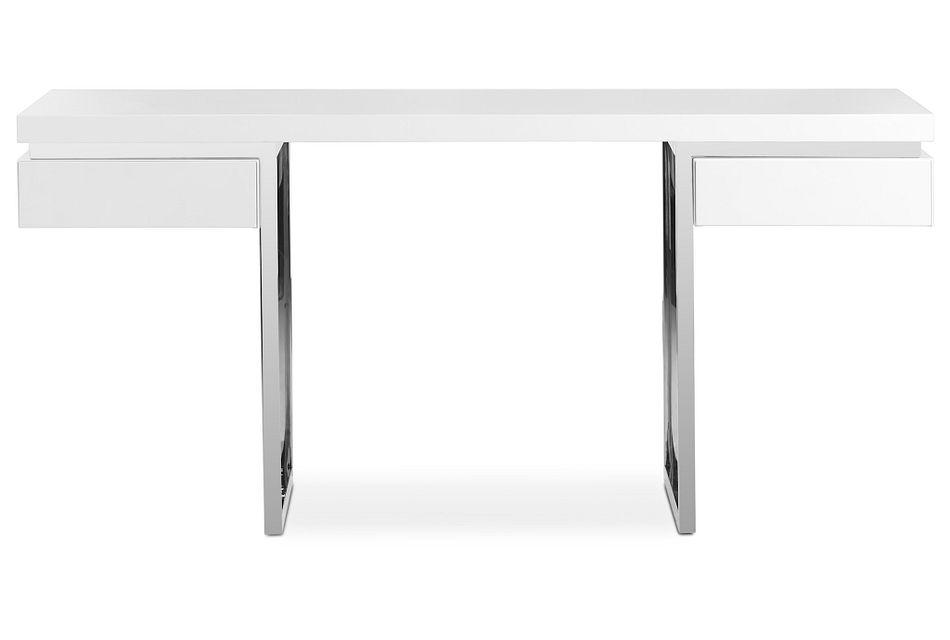 Vancouver White  Desk,  (1)