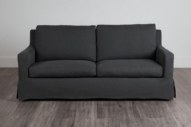 Bree Gray Fabric Sofa (0)