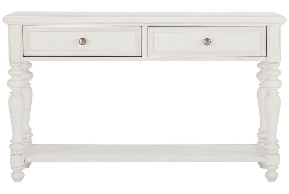 Savannah Ivory Sofa Table