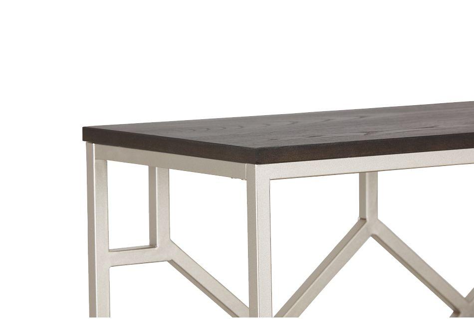 Toro Dark Gray Console Table