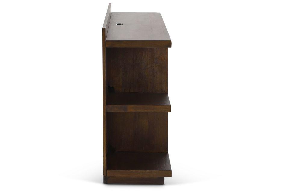 Vista Mid Tone Small Bookcase,  (3)