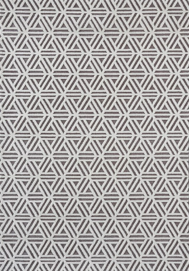 Obscur Gray 5x8 Area Rug (0)