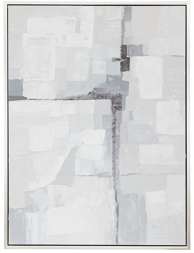 Kyle Light Gray Framed Wall Art (0)