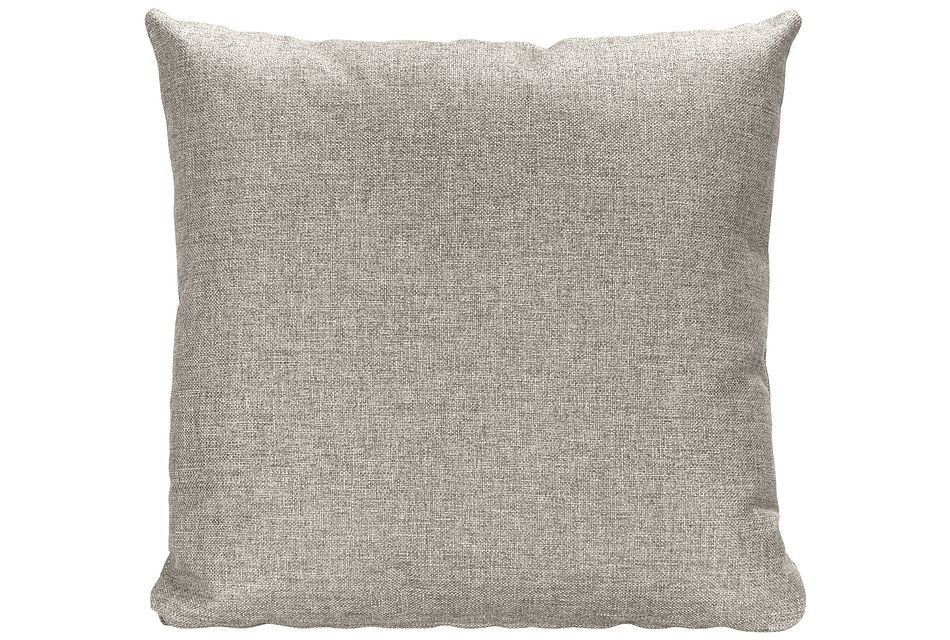 Harper Gray Large Accent Pillow