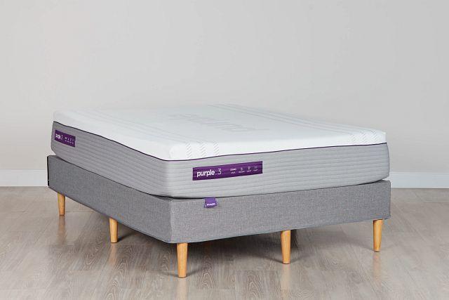 Purple Premier 3 Hybrid Mattress Set (0)