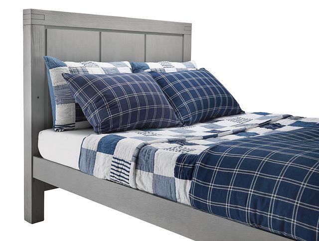 Piermont Gray Panel Bed (3)